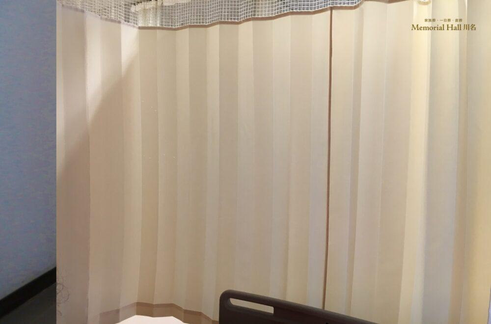 病院の安置室
